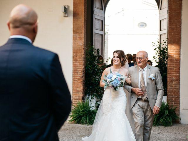 Il matrimonio di Ferdinando e Monica a Forlì, Forlì-Cesena 14