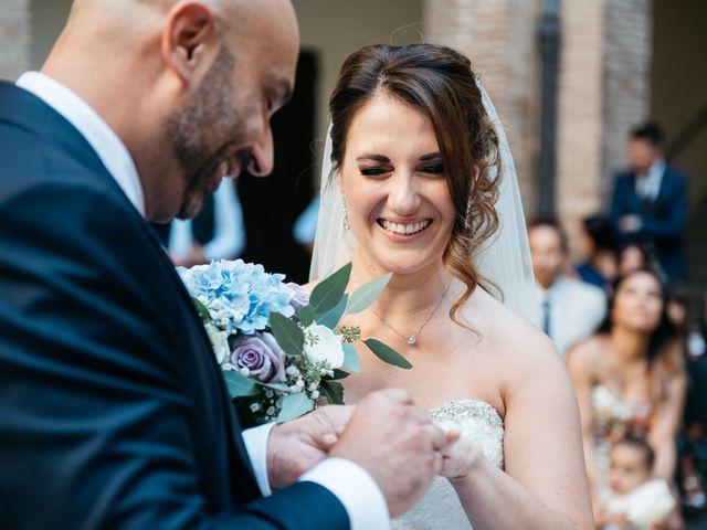 Il matrimonio di Ferdinando e Monica a Forlì, Forlì-Cesena 16