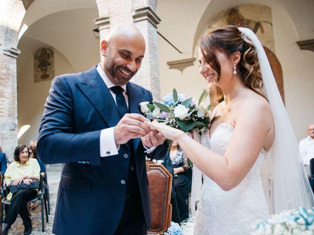 Il matrimonio di Ferdinando e Monica a Forlì, Forlì-Cesena 17