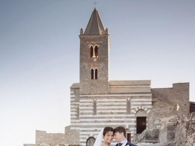 Il matrimonio di Eros e Carlotta a La Spezia, La Spezia 34