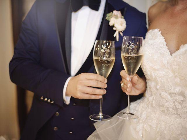 Il matrimonio di Eros e Carlotta a La Spezia, La Spezia 49