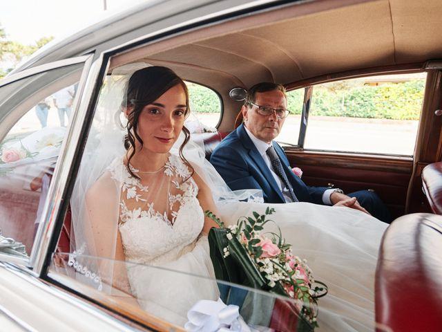 Il matrimonio di Andrea e Chiara a Brugnera, Pordenone 44