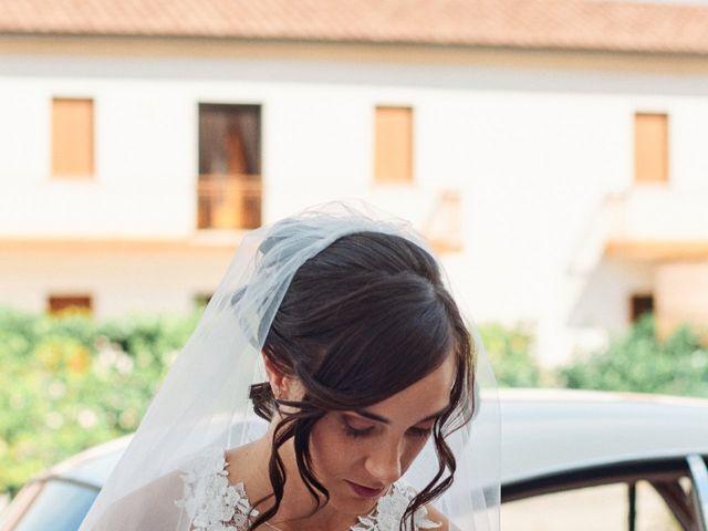 Il matrimonio di Andrea e Chiara a Brugnera, Pordenone 45