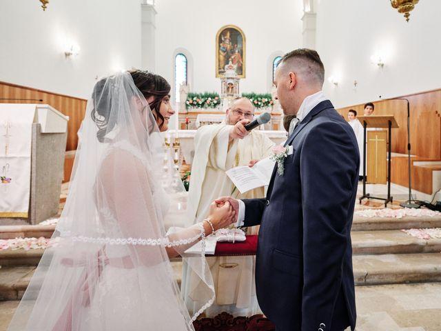 Il matrimonio di Andrea e Chiara a Brugnera, Pordenone 56