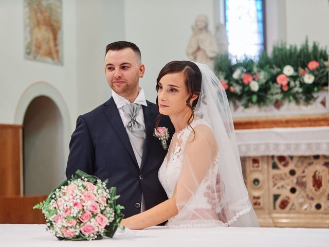 Il matrimonio di Andrea e Chiara a Brugnera, Pordenone 62