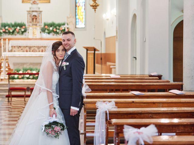 Il matrimonio di Andrea e Chiara a Brugnera, Pordenone 64