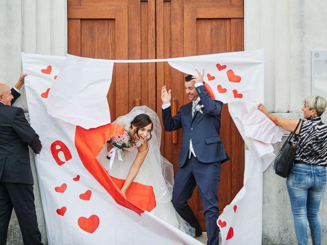 Il matrimonio di Andrea e Chiara a Brugnera, Pordenone 65