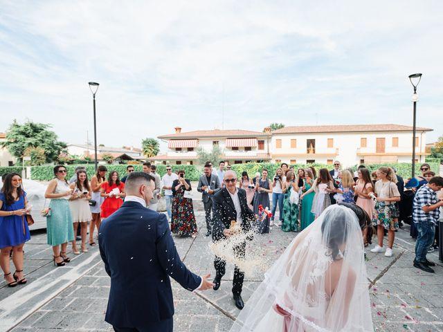 Il matrimonio di Andrea e Chiara a Brugnera, Pordenone 67