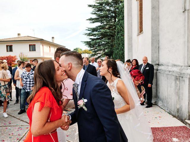 Il matrimonio di Andrea e Chiara a Brugnera, Pordenone 69