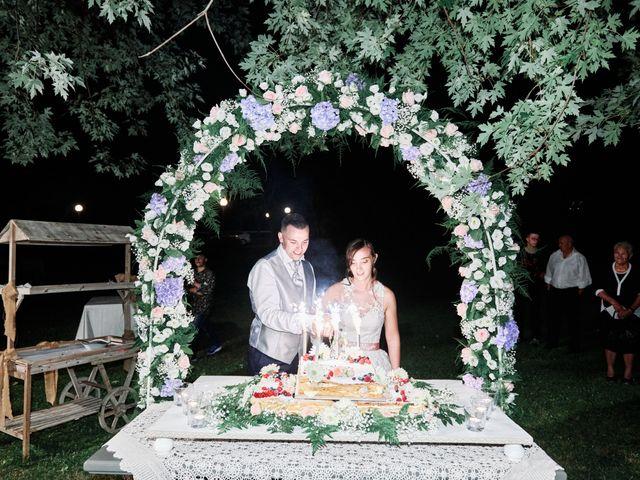 Il matrimonio di Andrea e Chiara a Brugnera, Pordenone 115