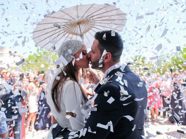 Le nozze di Katia e Antonio