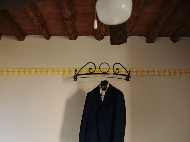 Il matrimonio di Enrico e Sara a Certaldo, Firenze 7