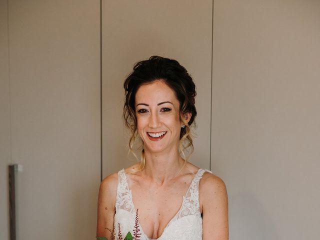 Il matrimonio di Enrico e Sara a Certaldo, Firenze 18