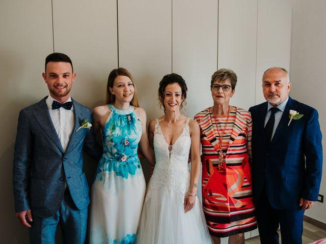 Il matrimonio di Enrico e Sara a Certaldo, Firenze 20