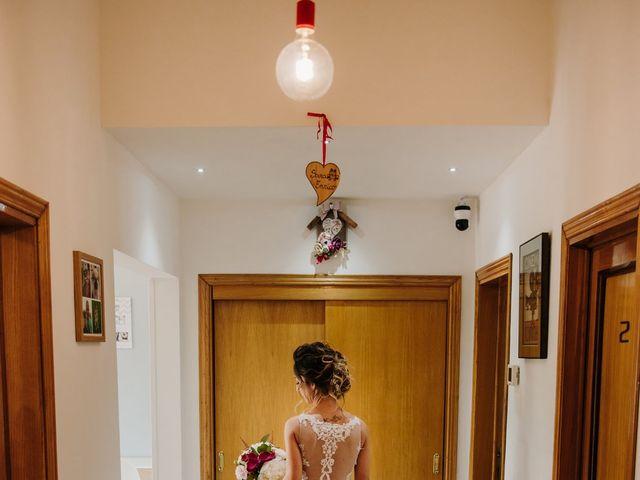 Il matrimonio di Enrico e Sara a Certaldo, Firenze 23