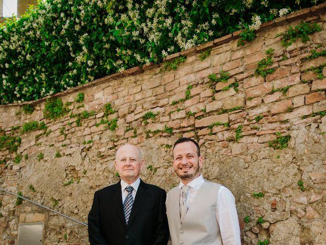 Il matrimonio di Enrico e Sara a Certaldo, Firenze 26