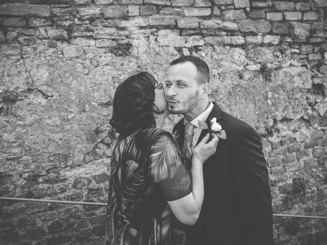 Il matrimonio di Enrico e Sara a Certaldo, Firenze 31