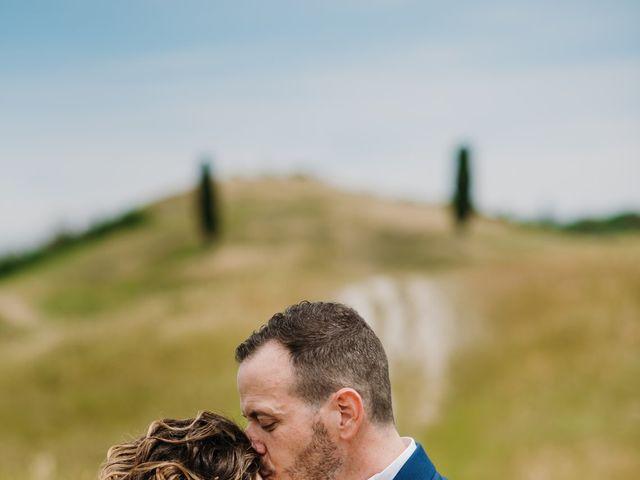 Il matrimonio di Enrico e Sara a Certaldo, Firenze 62