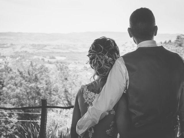 Il matrimonio di Enrico e Sara a Certaldo, Firenze 64