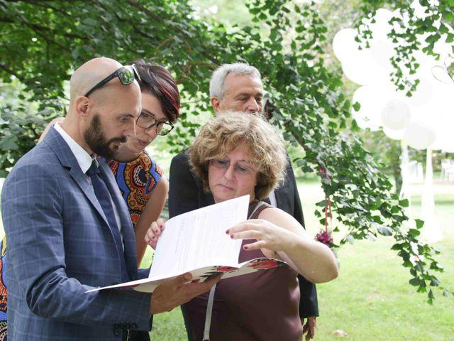 Il matrimonio di Gore e Marti a Annone di Brianza, Lecco 6