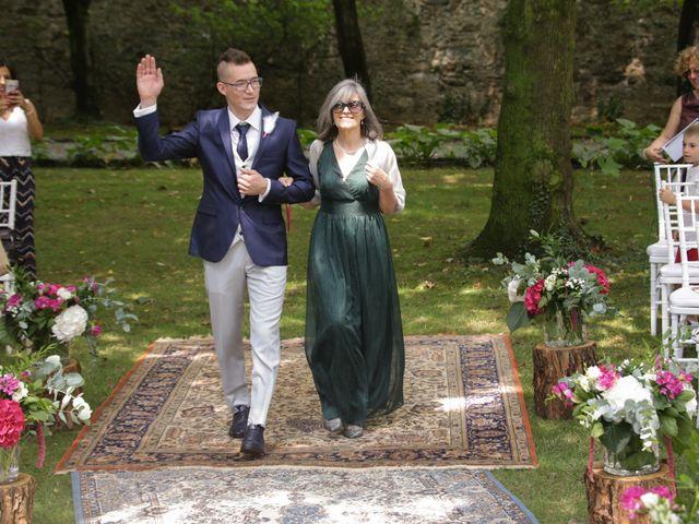 Il matrimonio di Gore e Marti a Annone di Brianza, Lecco 7