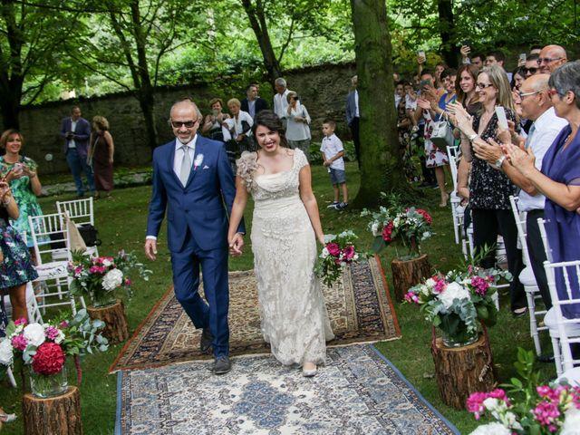 Il matrimonio di Gore e Marti a Annone di Brianza, Lecco 8