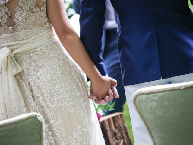 Il matrimonio di Gore e Marti a Annone di Brianza, Lecco 10