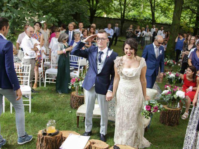 Il matrimonio di Gore e Marti a Annone di Brianza, Lecco 11