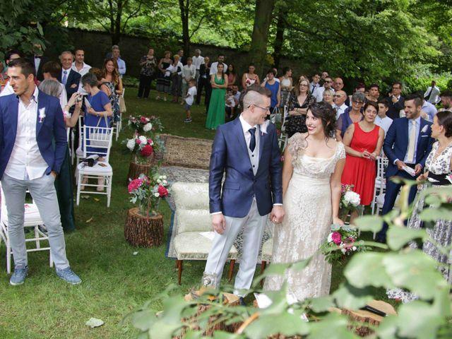 Il matrimonio di Gore e Marti a Annone di Brianza, Lecco 13