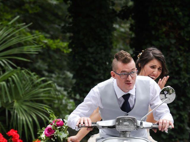 Il matrimonio di Gore e Marti a Annone di Brianza, Lecco 15
