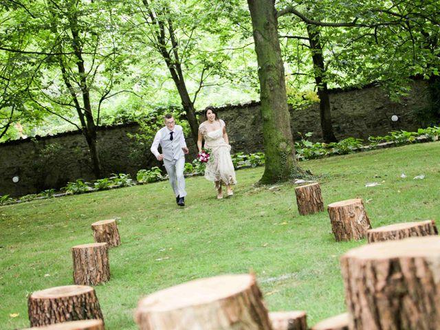 Il matrimonio di Gore e Marti a Annone di Brianza, Lecco 16
