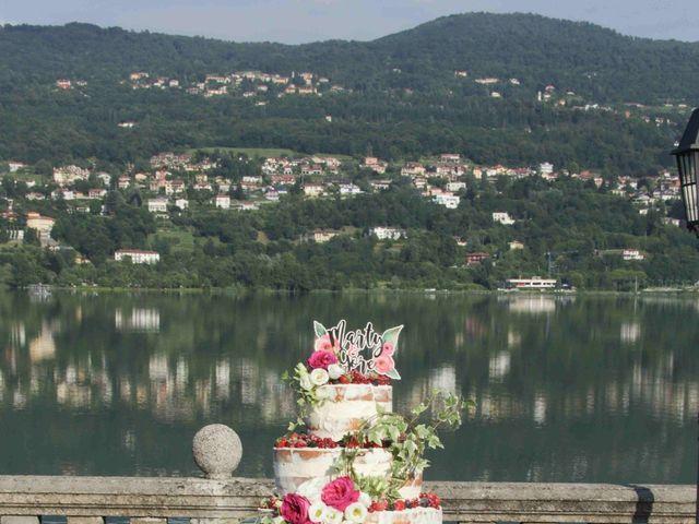 Il matrimonio di Gore e Marti a Annone di Brianza, Lecco 19