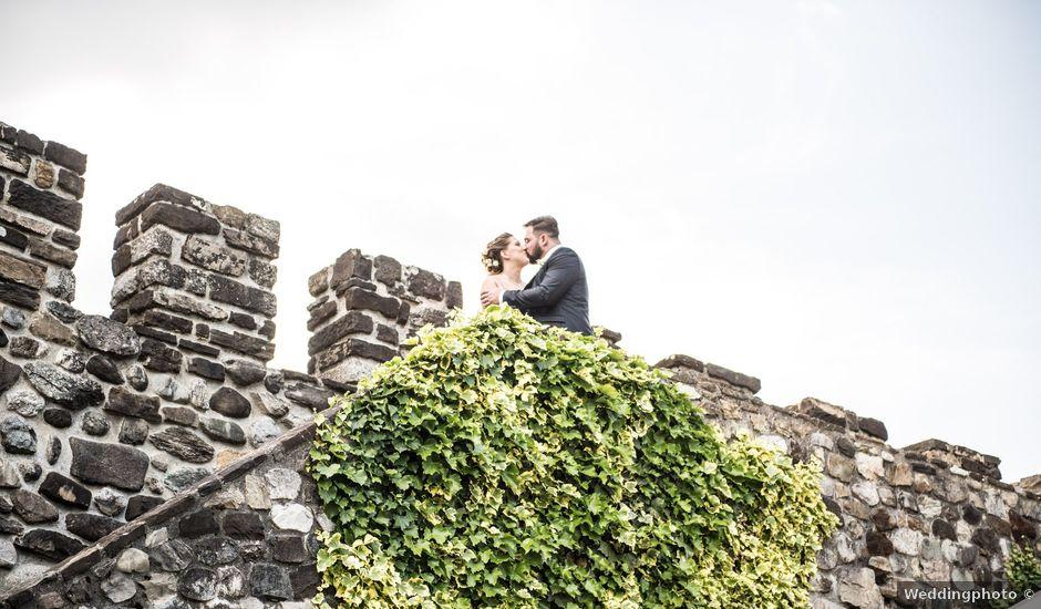 Il matrimonio di Sandro e Federica a Calolziocorte, Lecco