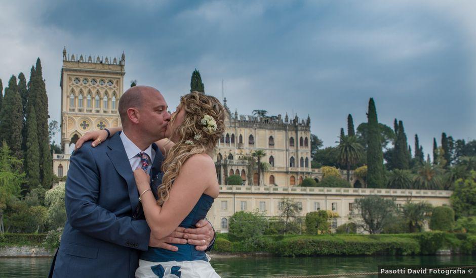 Il matrimonio di Ramon e Elisa a San Felice del Benaco, Brescia