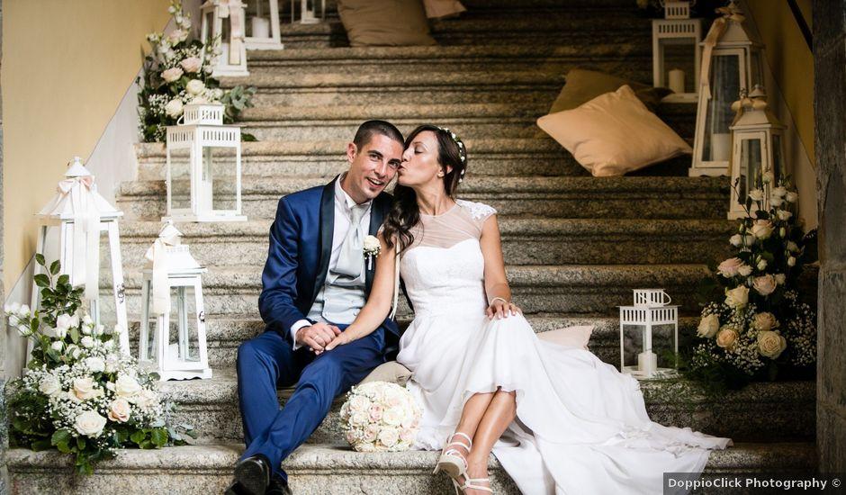 Il matrimonio di Andrea e Francesca a Malgrate, Lecco