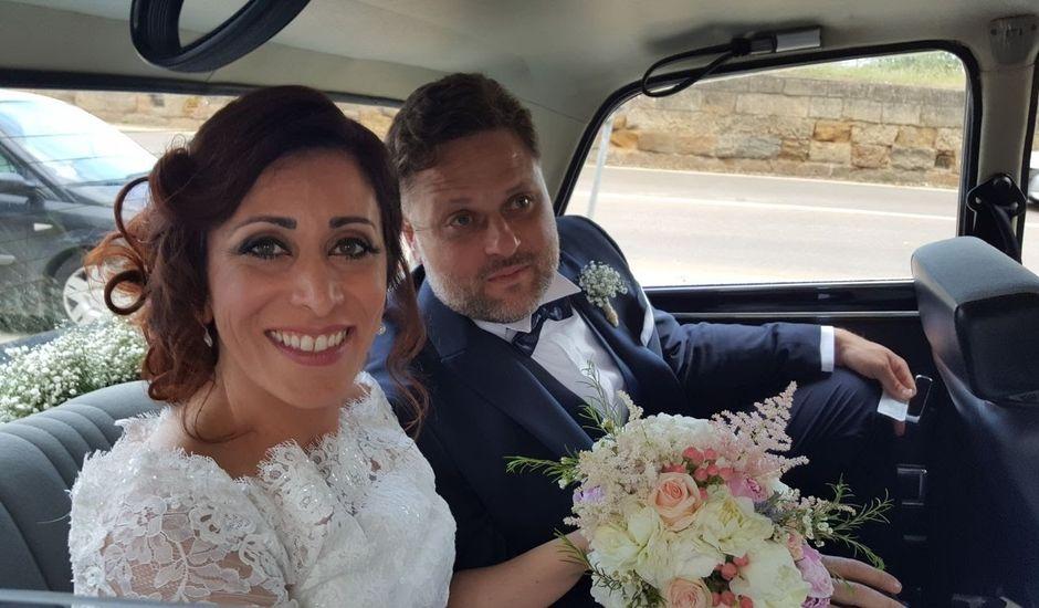 Il matrimonio di Angelo  e Francesca a Agrigento, Agrigento
