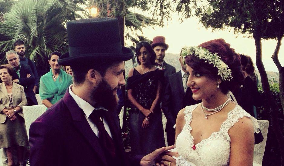 Il matrimonio di Fabio e Valentina a Messina, Messina