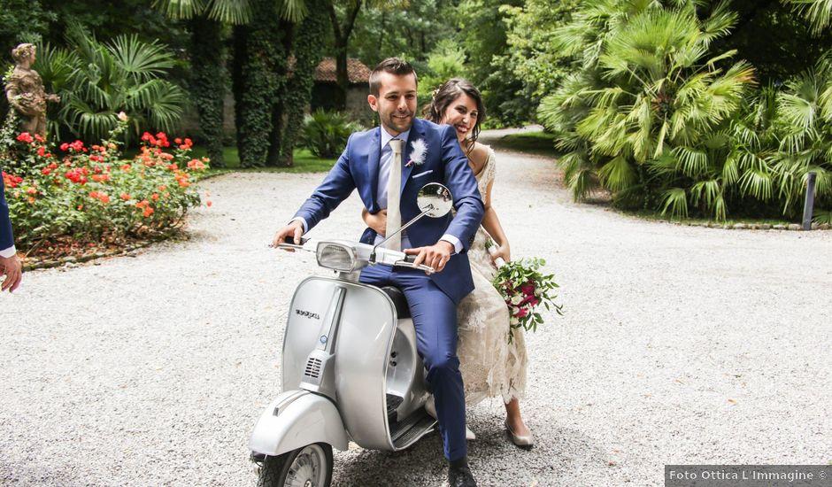 Il matrimonio di Gore e Marti a Annone di Brianza, Lecco