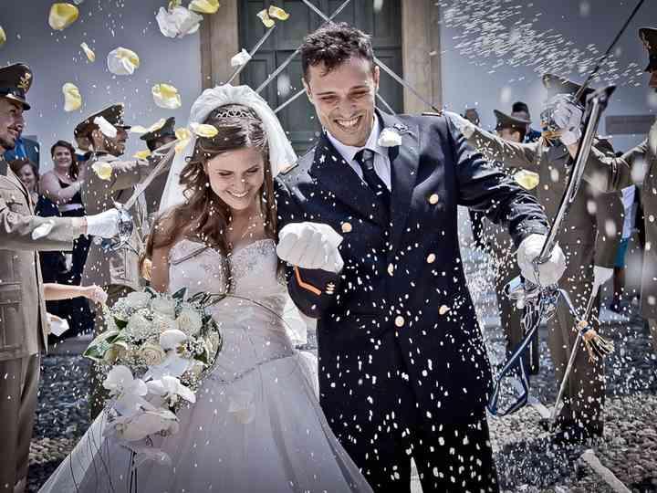 Le nozze di Marianna e Antonino