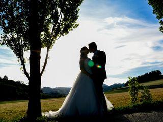 Le nozze di Grazia e Fabio