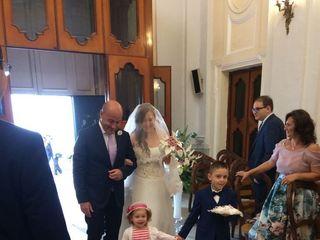 Le nozze di Marialaura  e Nicola 1