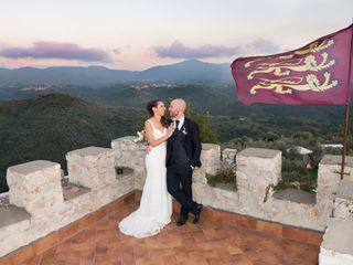 Le nozze di Linda e Stefano