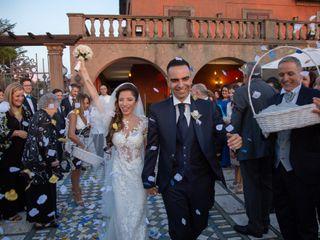 Le nozze di Silvia e Mario 1