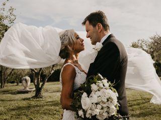 Le nozze di Kristin e Lauritz