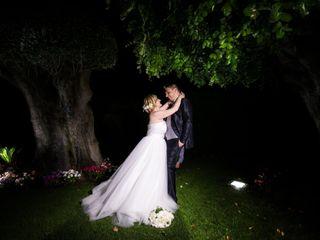 Le nozze di Venicia e Carmine