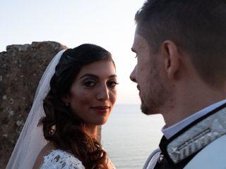 Le nozze di Rosi e Matteo 1