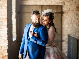 Le nozze di Marco e Federica