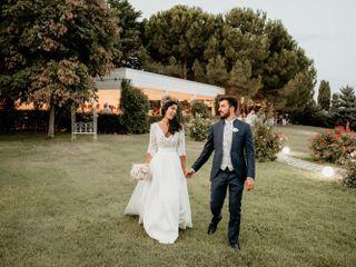 Le nozze di Emmanuele e Sarah