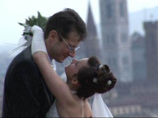 Le nozze di Svetlana e Sandro