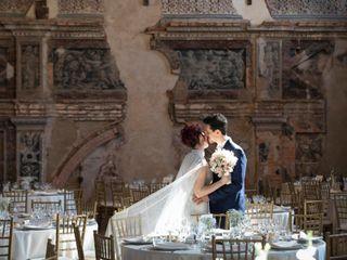 Le nozze di Anna e Mirko